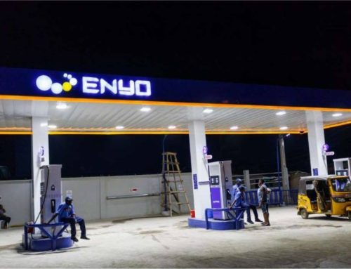 Enyo Oil and Gas