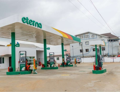 Eterna filling station egbeda